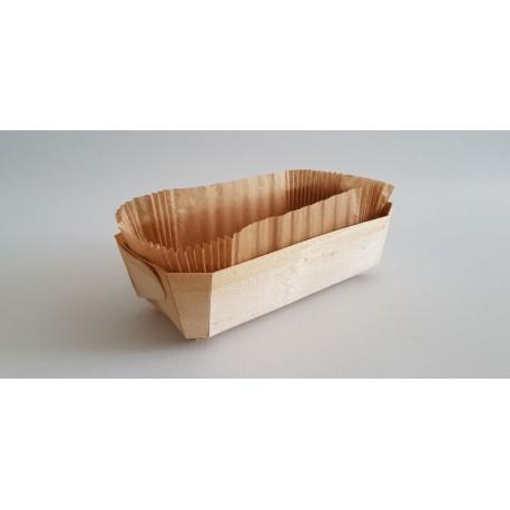 Forma de copt din lemn