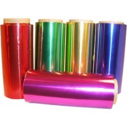 Folie aluminiu colorata