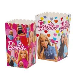 Cutie popcorn Barbie