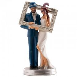 Statueta nunta rama
