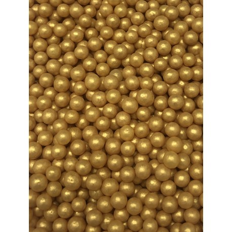 Perle aurii 4 mm
