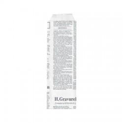 Punga alba tacam, model ziar 8x24 cm
