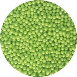 Perle verzi 7 mm