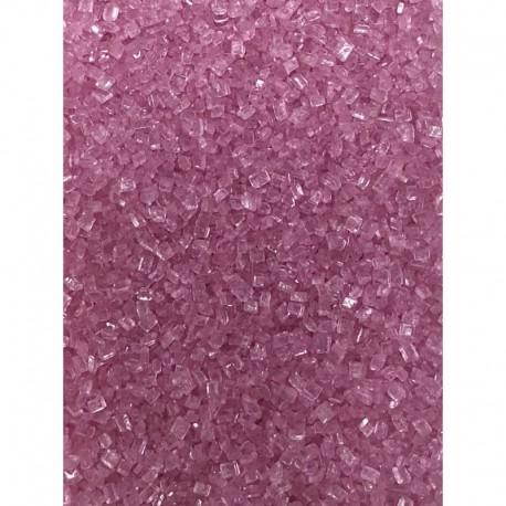 Cristale zahar roz
