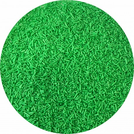 Betisoare din zahar - Verde