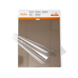 Set folii PVC 30x40 cm - 10 buc