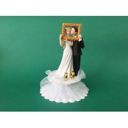 Statueta nunta 1046